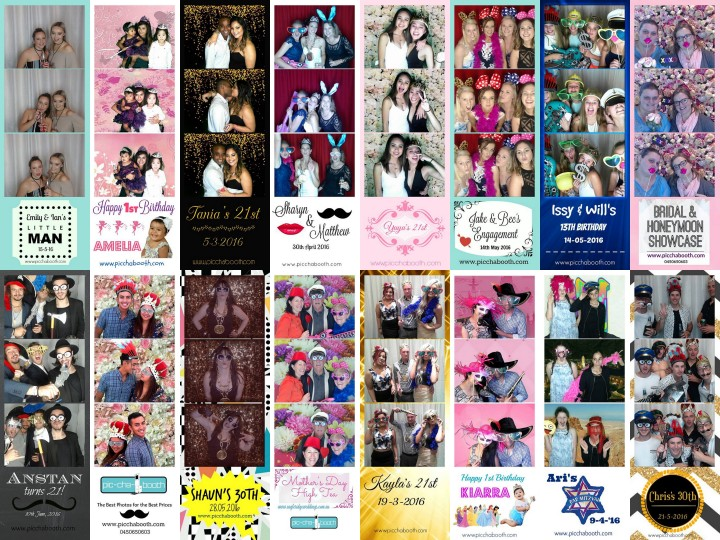 Print Design Samples Pic Cha Booth Photo Booth Hire